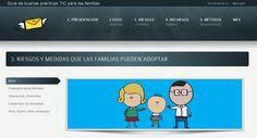 Guía de buenas prácticas TIC para las familias