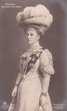 Empress Augusta-Victoria of Prussia