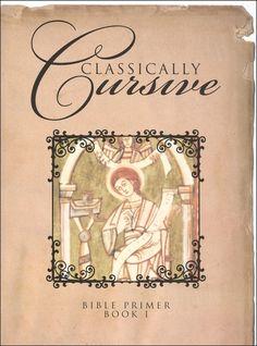 Classically Cursive Bible Primer Book I | Main photo (Cover)