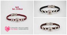 Colabora y haz de este mundo algo mejor! Bella, Bracelets, Jewelry, Fashion, World, Braided Bracelets, Silver, Crystals, Fur