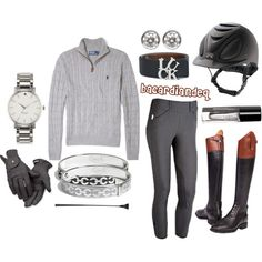 """""""Simple Grey"""" by bacardiandeq on Polyvore"""