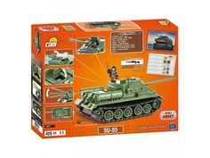 Stavebnica samohybného dela SU-85 edícia World of Tanks