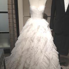 Oscar de la Renta Spring 2013 Bridal Collection @ BG Bridal. 212 872 8957    sooo pretty!