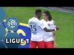 But Edinson CAVANI (55' pen) / RC Lens - Paris Saint-Germain (1-3) -  (RCL - PSG) / 2014-15