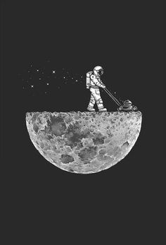 That explain much how the phases of the moon work