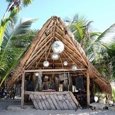 Party Hut at The Papaya Playa Project - Tulum, Mexico