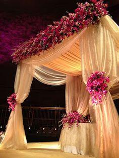 Sonal J. Shah Event Consultants, LLC: Mandap Styles