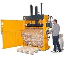 Bramidan B6030 Baler #millsizebaler #lowprofilebaler #cardboardbaler #recycling #reducereuserecycle