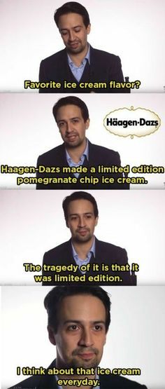 17 Lin-Manuel Miranda Moments That Are So Lin-Manuel It Hurts I wish someone loved me as much as Lin-Manuel loves The Little Mermaid. Related posts:Straffer Bauch - diese 3 Übungen sind effektiver als CrunchesCoco. Hamilton Broadway, Hamilton Musical, Stupid Funny Memes, Hilarious, Funny Quotes, Funny Stuff, Comedy Quotes, Funny Tweets, Lin Manual Miranda