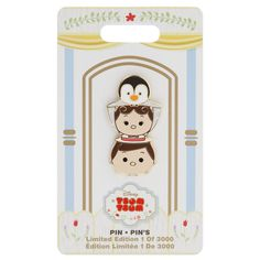 Here is a look at the Mary Poppins Tsum Tsum Pin from shopDisney! Limited edition of Originally released at Expo and now available online. Disney Pins Sets, Disney Trading Pins, Disney Fan, Disney Love, Mary Poppins, Tsumtsum, Disney Tsum Tsum, Pin And Patches, Cute Pins