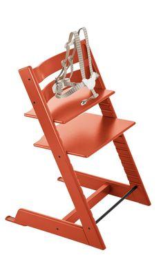 Tripp Trapp® Chair Lava Orange