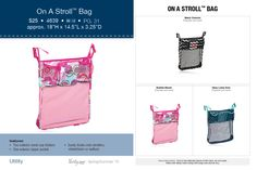 On a Stroll Bag, Thirty-One Being Retired July 31, 2015 http://www.31GiftsAndDreams.com