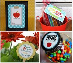 thank you gift ideas for end of school gifts