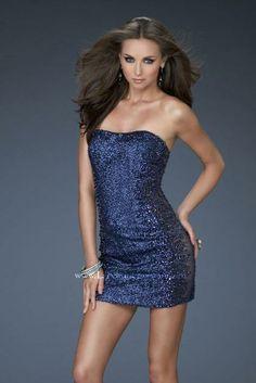 La Femme 18137 at Prom Dress Shop