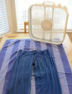"How to ""Unshrink"" Your Clothes! - One Good Thing by Jillee. Totally saved two linen shirts this morning."