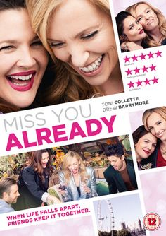 Toni Collette and Drew Barrymore star as lifelong best friends in this comedy drama, which follows the inseparable London pair Milly and Jess , who have been friends since they were schoolgirls, as they confront the life-altering events that await them in adult life.