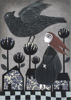 'Parting' by Judith Clay
