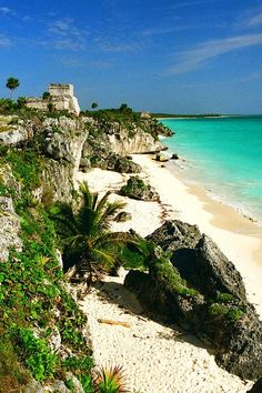 A friend just reminded me that although Chichen Itza is stunning - Tulum, Mexico is breathtaking for both the ruins and the setting.