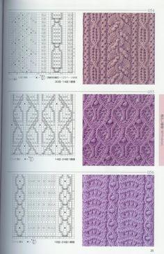 beautiful patterns knitting | make handmade, crochet, craft. I really need to start knitting.... :)