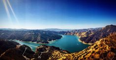 Photo of Stebbins Cold Canyon Loop Trail - Winters, CA, United States. From the top!