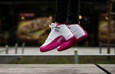 "Air Jordan 12 Retro ""Valentines Day"" (510815-109) - http://goo.gl/5C5GOl"