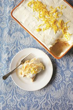 Just wanted to share this delicious recipe from Lidia Bastianich with you - Buon Gusto! LIMONCELLO TIRAMISÙ