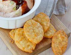 Football Cheddar Crackers recipe