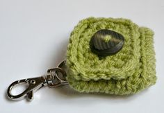 Nicely Created For You: tutorial Key chain coin purse