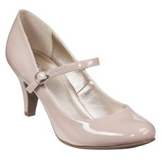 Okay I have to get these shoes. I've been looking for a nude/blush low heel and for only 24.99. Mine please!