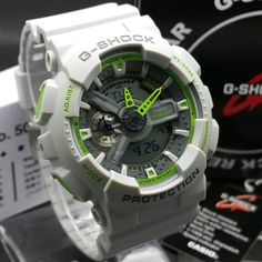 G-SHOCK COPY 1:1 COMPLETE SET LIMITED EDITION WATCH   MATERIAL : RUBBER Color : Refer Picture Gender : MEN Condition : NEW With COMPLE SET GSHOCK  =========================  Spec Ringkas :   ✅ 2 Month Warranty ✅ COPY 1:1 ✅ ALL FUNCTION  ✅ Date,Day & Light Berfungsi ✅ Quality Rubber Material ✅ Sangat Tahan Lasak ✅ Very Limited Edition This Design ✅ Analog & Digital Type ✅ Latest Design ✅ LIMITED STOK ! ✅ Sesuai untuk abam2 kacak ! ✅ Condition NEW With COMPLETE SET GSHOCK…