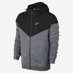 Nike Fast Track Windrunner Mens Hoodie. Nike Store