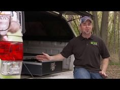 Pickup Truck Storage Drawer Solutions - Our HDP truck bed storage drawers are designed to fit a truck with a 5 ft bed. Secure locking drawers for trucks made in the USA.