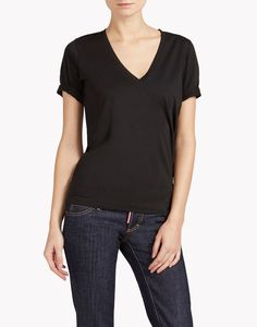renny t-shirt camisetas y tops Mujer Dsquared2