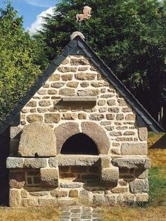 Pizza Oven Outdoor, Outdoor Cooking, Outdoor Rooms, Outdoor Living, Outdoor Kitchens, Pain Pizza, Bread Oven, Four A Pizza, Wood Fired Oven