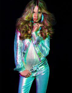 BLUEMARINE 2012 hologram