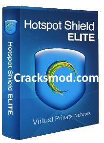 hotspot shield elite vpn crack till 2018