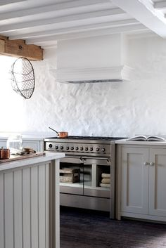 The Polished Pebble: A New Kitchen For An Old House In Santa Barbara