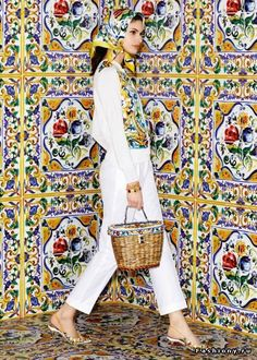 Dolce & Gabbana Осень-Зима 2016-2017 (Lookbook)