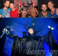 #Discotekka  #Mekka in downtown #Miami hosted a Memorial Day Weekend Maleficent Party with birthday girl Hostess Poizon Ivy and DJ Sushiman spinning all night long. #gay #lesbian #markslist http://www.jumponmarkslist.com/us/fl/mia/images/mp/discotekka/2014/052414_1.php