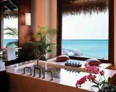 Hotelul One & Only Reethi Rah în Insulele Maldive