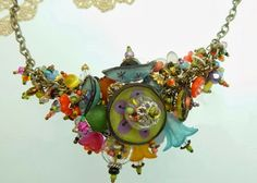juliehaymakerthompson's blissbee Tutorial from my very talented, very dear friend! Shrink art beads, love them.