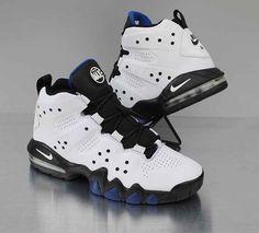 4f30cf9cbc Nike Air Max 2 CB '94 Charles Barkley OG Black White Purple 305440-006