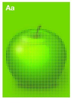 Dot Apple by Kathy Kavan, via Flickr