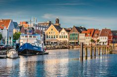 Husum, Schleswig-Holstein and the Baltic Coast, Germany, Europe.