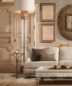 Small Spaces Inspiration - Restoration Hardware | Ideas for ...