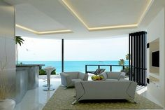 Oceanfront Pool Villas For Sale  Size (int):225 sq.m Size (ext):400 sq.m Bedrooms:3 Bathrooms:3  Price:THB 22,200,000  http://www.thaiestatenetwork.com/property/HS1015