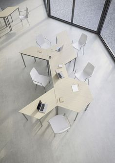 Modular Structurex® meeting table RENCONTRE | Meeting table - Buronomic #officedesign