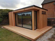Refreshing Indoor Office Garden Installation Ideas Garden Offices Tunstall Garden Buildings intended for [keyword