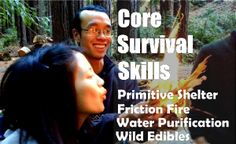 If you're to you're ready for a Saturday adventure learning survival priorities and primitive living skills that can save your life, the Core Survival Skills class if for you. https://www.casurvival.com/wilderness-survival-core-skills-clinic/