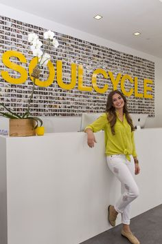 to have enough $$ to go soul cycle whenever I want!